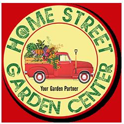 Home Street Garden Center Logo